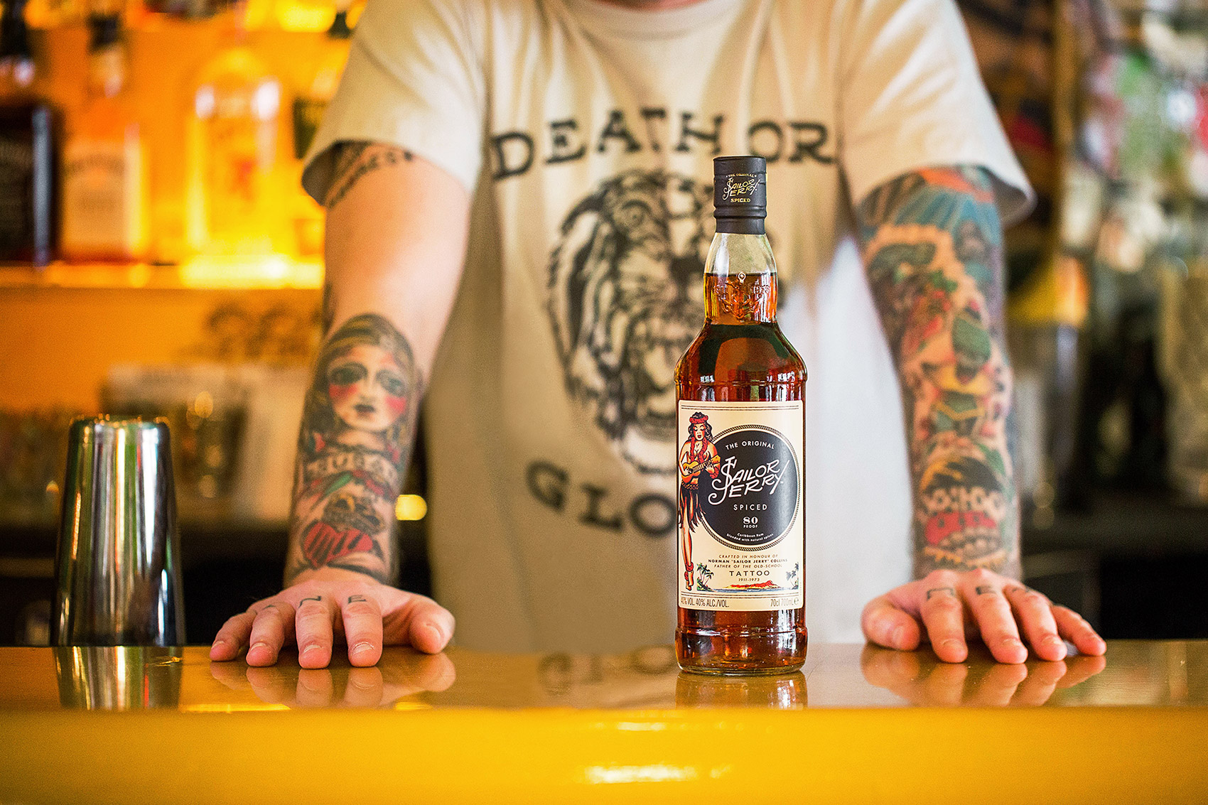 we ve updated our look sailor jerry