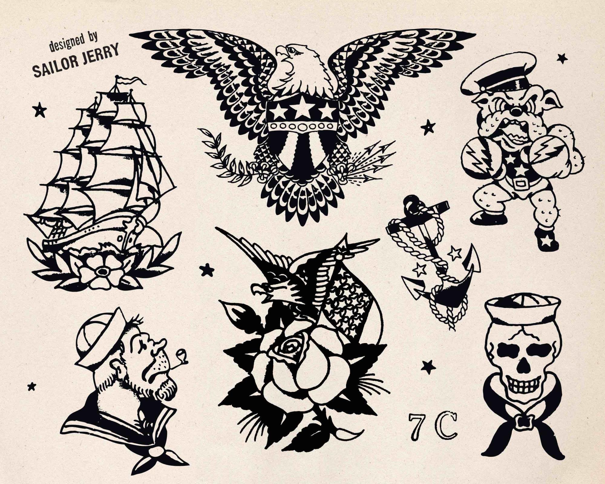 Rum Tattoo Blog Sailor Jerry