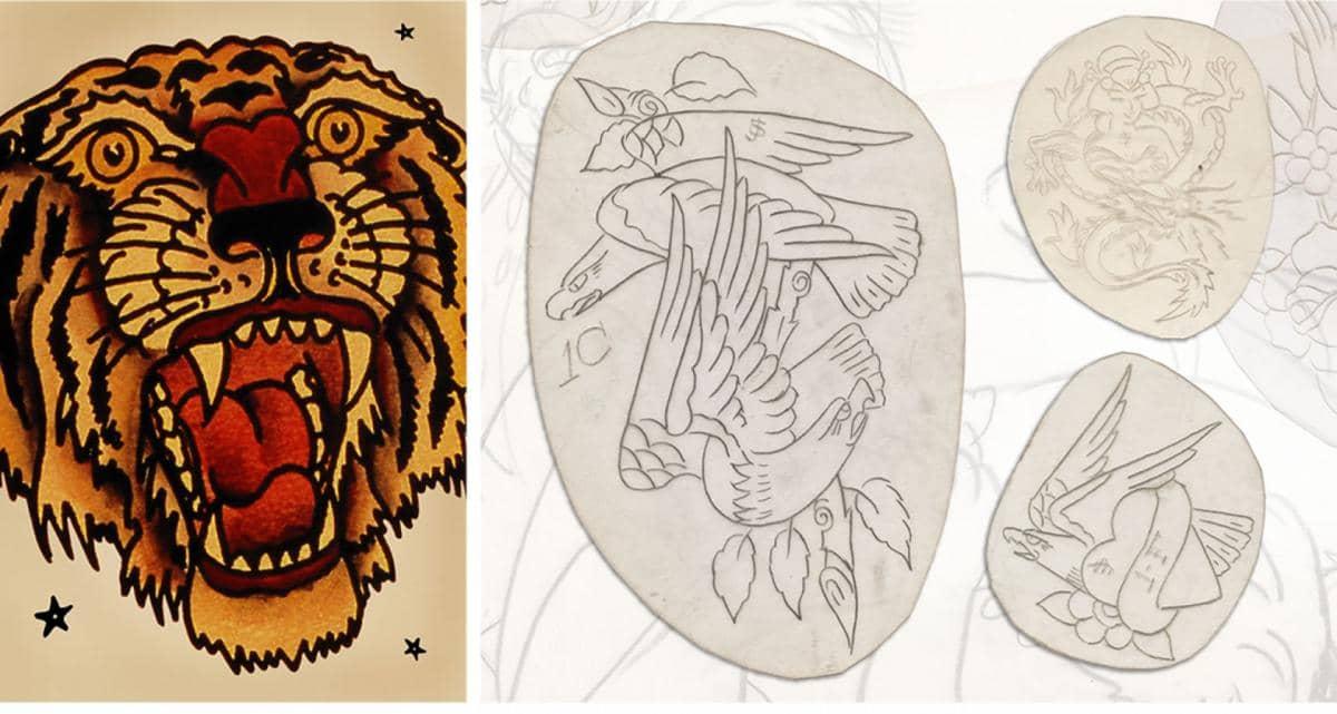 17++ Astonishing Sailor jerry tattoo flash book image ideas