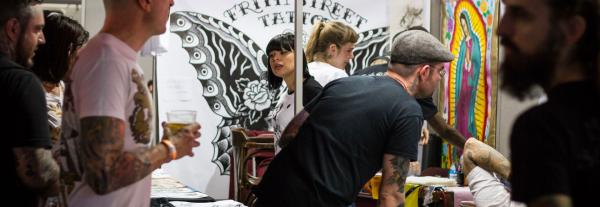 SailorJerry LondonTattooConvention