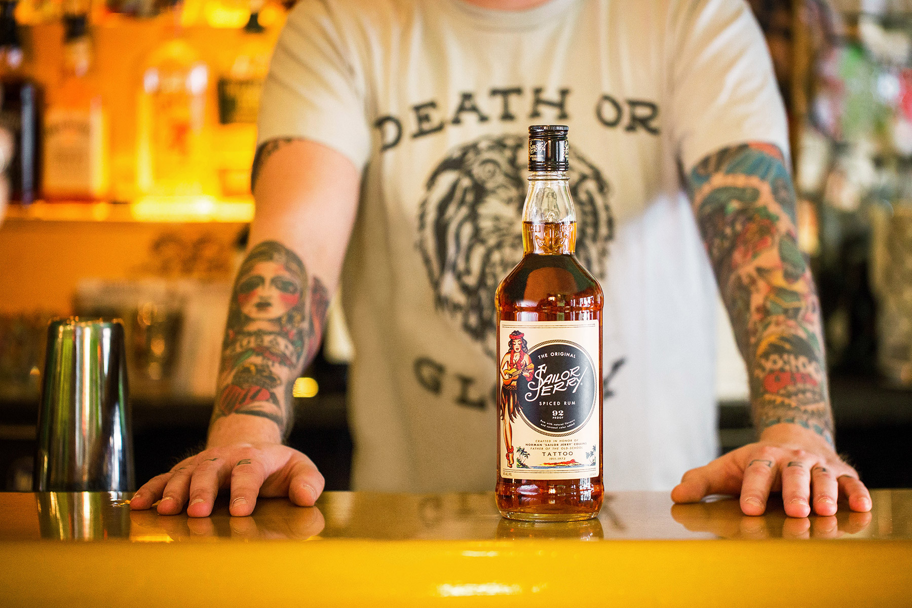 Sailor Jerry, our story